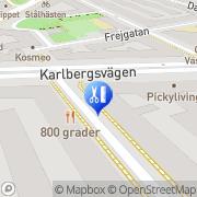Karta Linghult, Maria Caroline Stockholm, Sverige