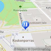 Kartta Ringman Essi Tampere, Suomi