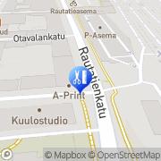 Kartta Parturi-Kampaamo Wo' men Tampere, Suomi
