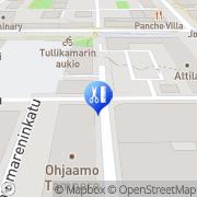 Kartta Mähönen Carita Tampere, Suomi