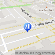 Kartta Hieroja Pälvi Jukka Tampere, Suomi