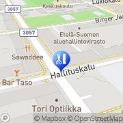 Kartta Rykäri Maija Liisa Hämeenlinna, Suomi