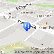 Kartta Style Shape Helsinki, Suomi