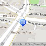 Kartta Luostarinen Kikka tmi Helsinki, Suomi