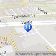Kartta La Chica Columbus Helsinki, Suomi