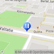Kartta Malm Ritva Oulu, Suomi