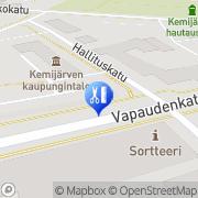 Kartta Sääskilahti Sanna Marika Tmi Särkikangas, Suomi