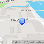 Kartta Parturi-Kampaamo Rosmarin Kuopio, Suomi