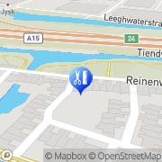 Kaart Nagelstudio Nail-It Sliedrecht, Nederland