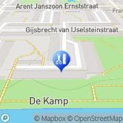 Kaart Access to life Amsterdam, Nederland