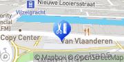 Map Nederlandse Kappersakademie  Amsterdam, Netherlands