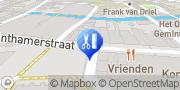 Kaart Sunday's 's-Hertogenbosch, Nederland