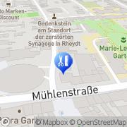Karte Susanne Bings-Petzoldt Krankengymnastin Mönchengladbach, Deutschland