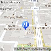 Karte Iris Schröder Karlsruhe, Deutschland
