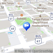 Map CheetahPapers Tampa, United States