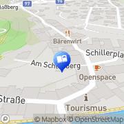Karte LIBRO Handelsgesellschaft mbH Murau, Österreich
