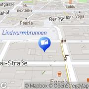 Karte IM Informations- u Klagenfurt, Österreich