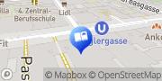 Map Thalia Wien - Mariahilfer Straße Vienna, Austria