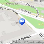 Karta Epix Bokförlag AB Stockholm, Sverige