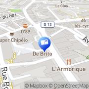 Carte de Mot A Mot Rodez, France