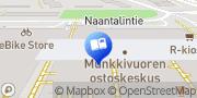 Kartta Suomalainen Kirjakauppa Helsinki Munkkivuori Helsinki, Suomi
