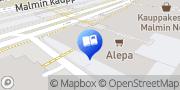 Kartta Suomalainen Kirjakauppa Helsinki Malmi Helsinki, Suomi