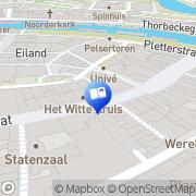 Kaart AKO Zwolle Zwolle, Nederland