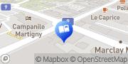 Carte de Librairie Baobab Martigny-Ville, Suisse