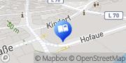 Karte Thalia Wuppertal - City-Arcaden Wuppertal, Deutschland