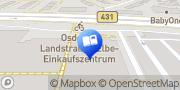 Karte Thalia Hamburg - EEZ Hamburg, Deutschland