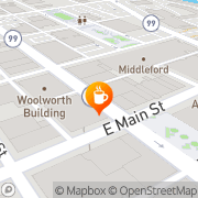 Map Downtown Grounds Medford, United States