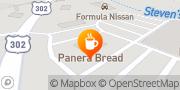 Map Panera Bread Berlin, United States