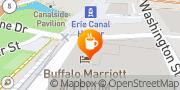 Map Tim Hortons Buffalo, United States