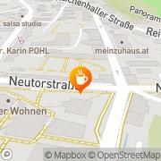 Karte Konditorei - Rainberg Salzburg, Österreich