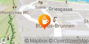 Karte Afro Cafe Salzburg, Österreich