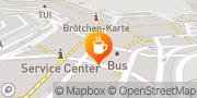 Karte Leysieffer Flughafen Berlin-Tegel Berlin, Deutschland