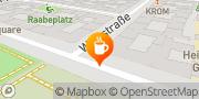 Karte Goldapfel Berlin, Deutschland