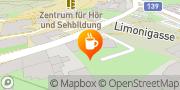 Karte Atlantis - Das Familiencafe Linz, Österreich
