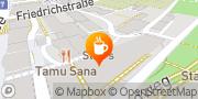 Karte Cafe Strom Linz, Österreich