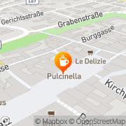 Karte Cafe Restaurant Pulcinella Sankt Veit an der Glan, Österreich
