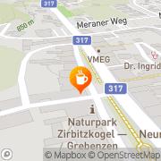 Karte Cafe Sebastian Werner Neumarkt in Steiermark, Österreich