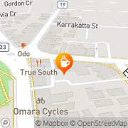 Map Café & Konditorei Kitz Melbourne, Australia