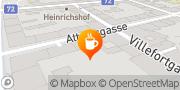 Karte Cafe Fotter Graz, Österreich