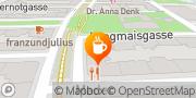 Karte Cafe Kriemhild Wien, Österreich