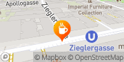 Karte Wienerhof - Cafe Restaurant Wien, Österreich