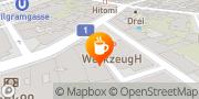 Map WerkzeugH Vienna, Austria