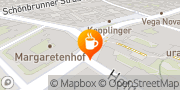 Karte Cafe Cuadro Wien, Österreich