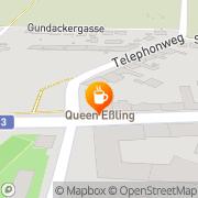Karte Queen Essling Wien, Österreich