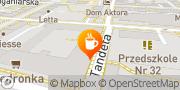 Mapa Kawiarnia - W tym sęk Gdańsk, Polska