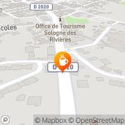 Carte de Le Midi Salbris, France